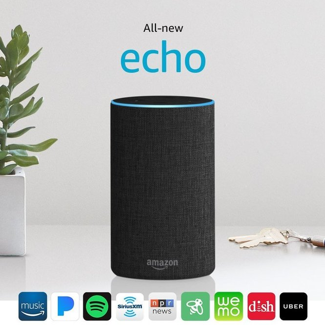 Amazon Echo (2nd Gen.)
