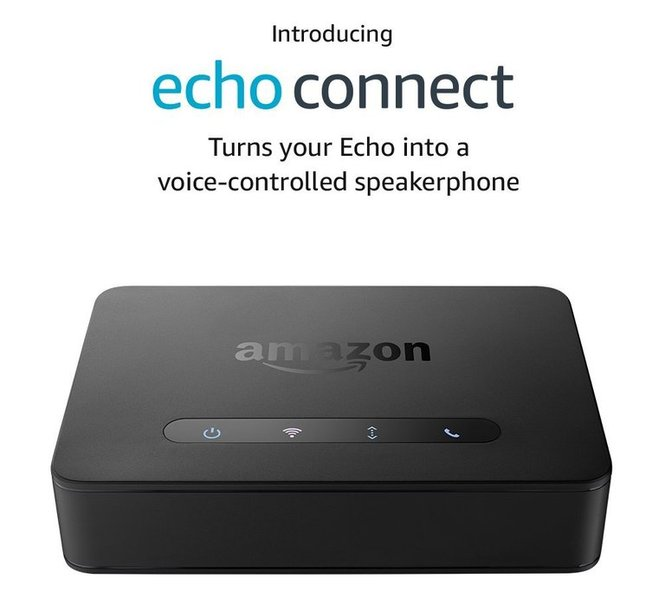 Amazon Echo Connect